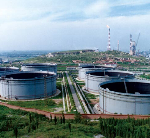 Crude Oil Management Was Divided From SINOPEC - Landee Flange