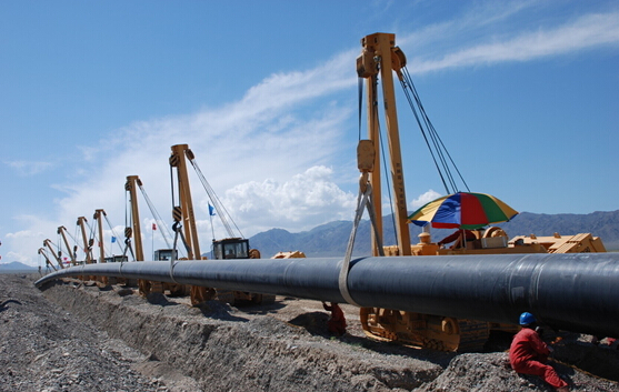 Qinghai to Reinforce Underground Pipeline System - Landee Flange