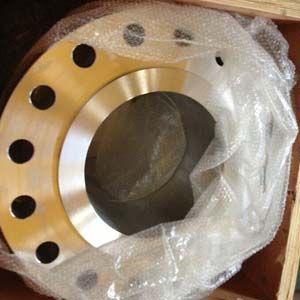 A182 F316L Weld Neck Flange, 10IN, CL600