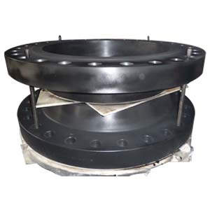 MSS SP-44 RF Forged Steel WN Flange, SCH STD
