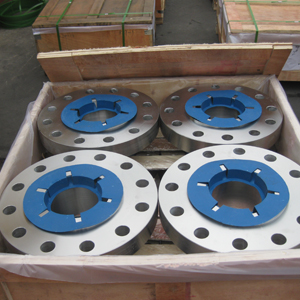 WN Flange, A182 F51, 8IN, CL900, SCH 80S
