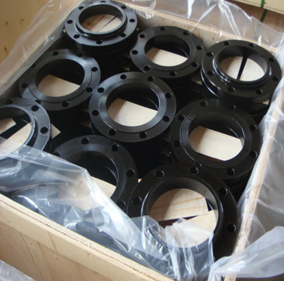 Cleaning Problems of Carbon Steel Flanges
