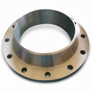 Large Flanges used for Welding Metals with Good Thermal Conductivity