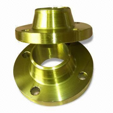 Production Process of Weld Neck Flanges