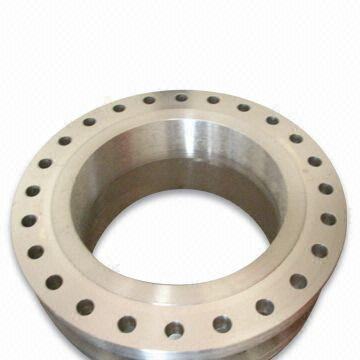 Measurement of Stainless Steel Flanges